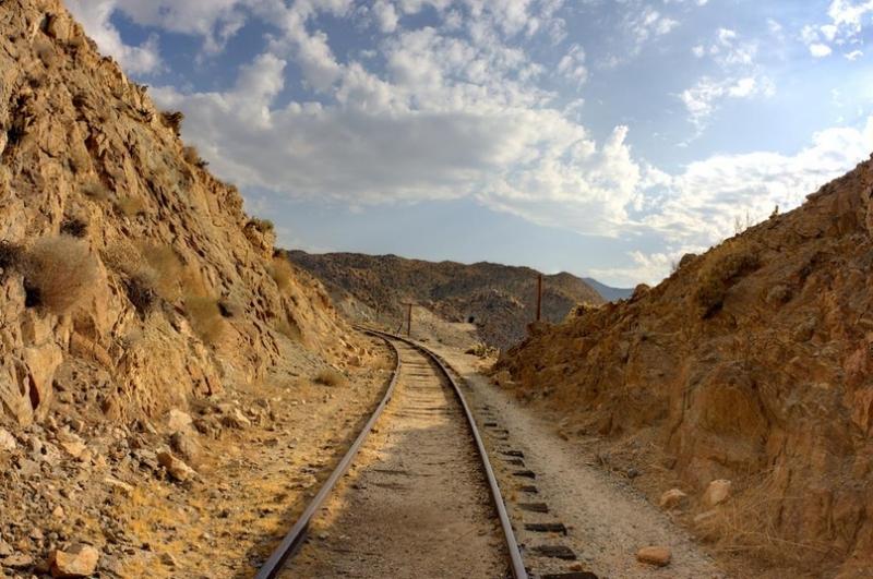 Заброшенные железные дороги Америки
