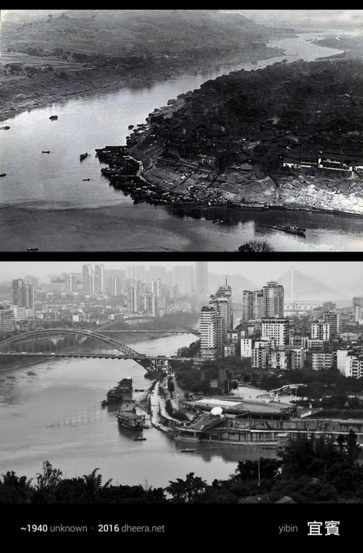 Путешествие во времени: как изменился Китай за последние 100 лет