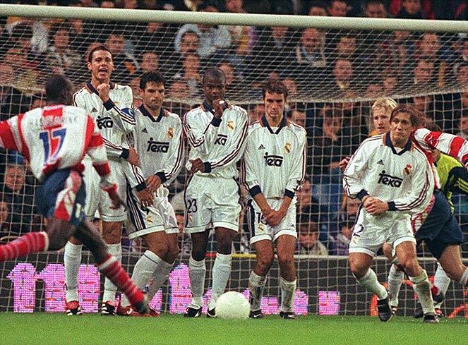 Мадридское дерби-2000.