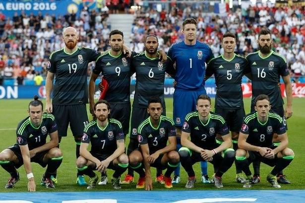 Командные фото сборных. Футбол. Евро-2016