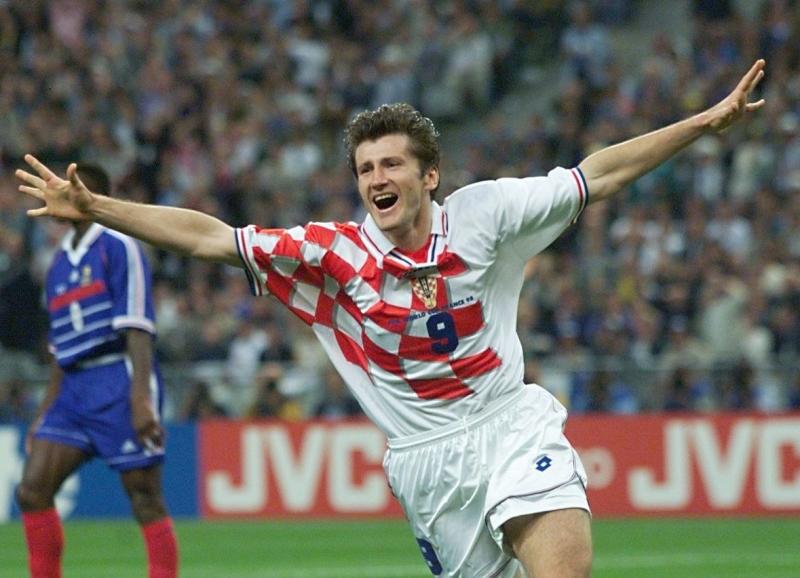 ЧМ-1998. Шукер только что забил Франции.