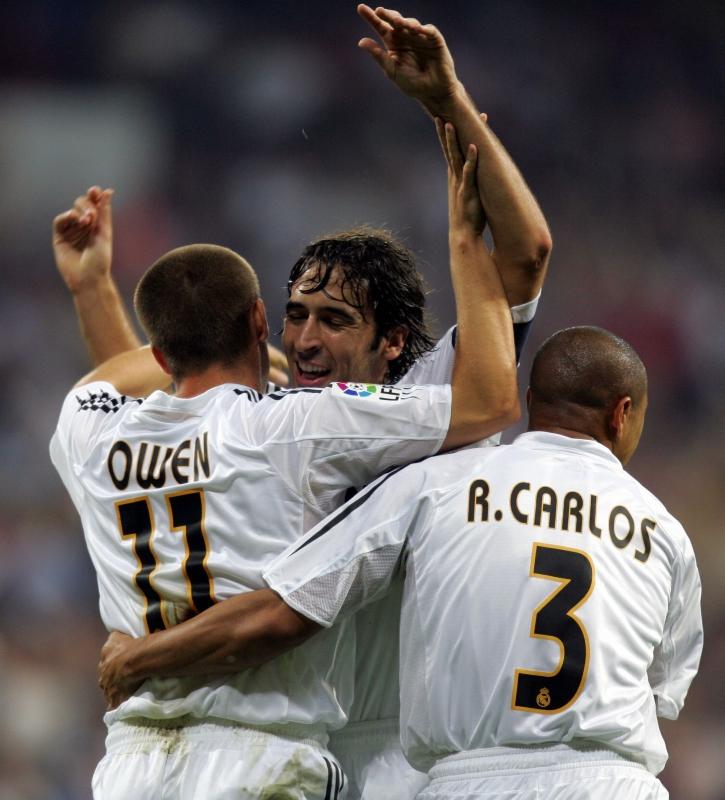 Оуэн, Рауль и Карлос.