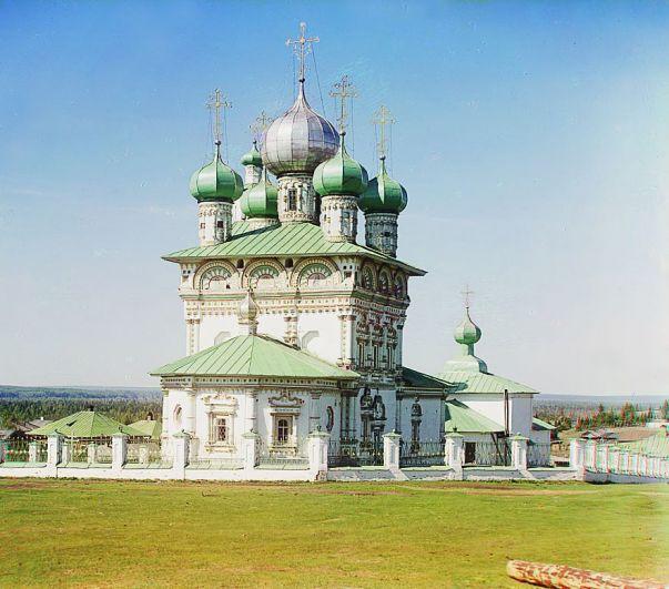 Цветные фото Российской империи. Прокудин-Горский