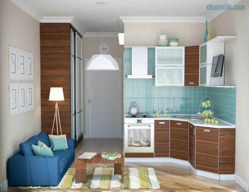 Идеи для квартиры студии