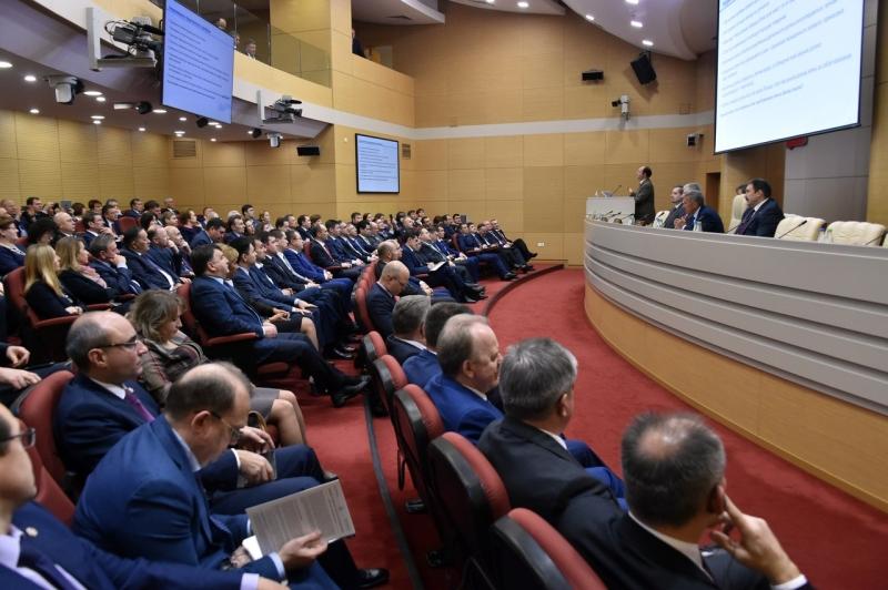 Лекция эксперта Всемирного банка Флорентина Бланка по вопросам деятельности контрольных и надзорных органов