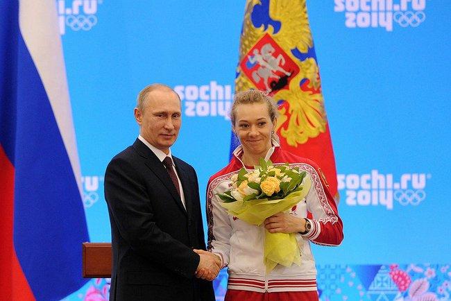 Чемпионы и призёры ХХII Олимпийских зимних игр 2014 года