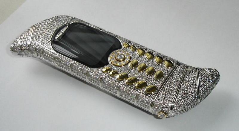 Самые дорогие мобильные телефоны