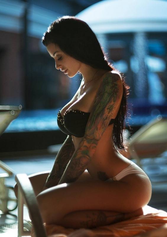 Tattoo Girls | Девушки с татуировками