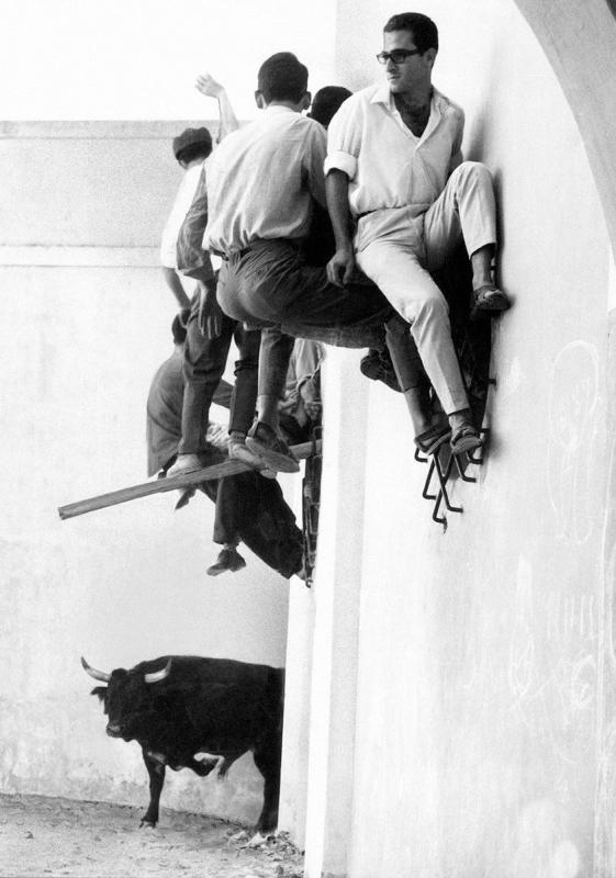 Памплона, Испания, 1965 год