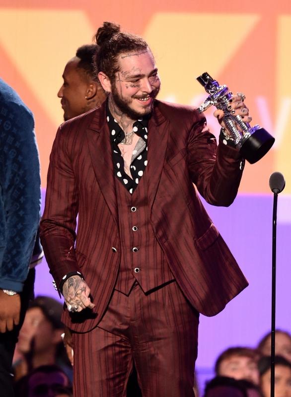 Церемония MTV VMA 2018