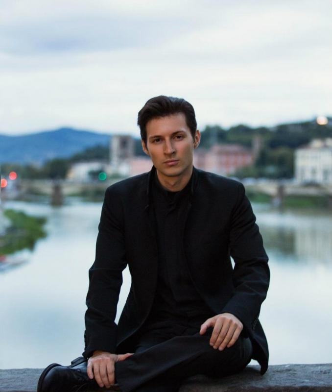 Фотографии Павла Дурова