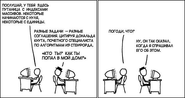 Типичный программист - юмор