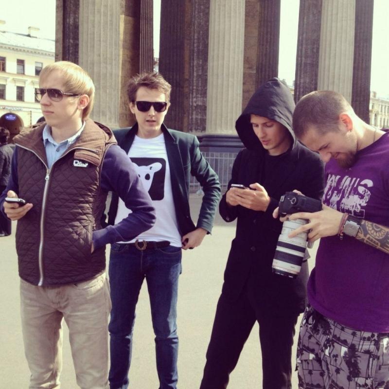 Сотрудники «ВКонтакте»