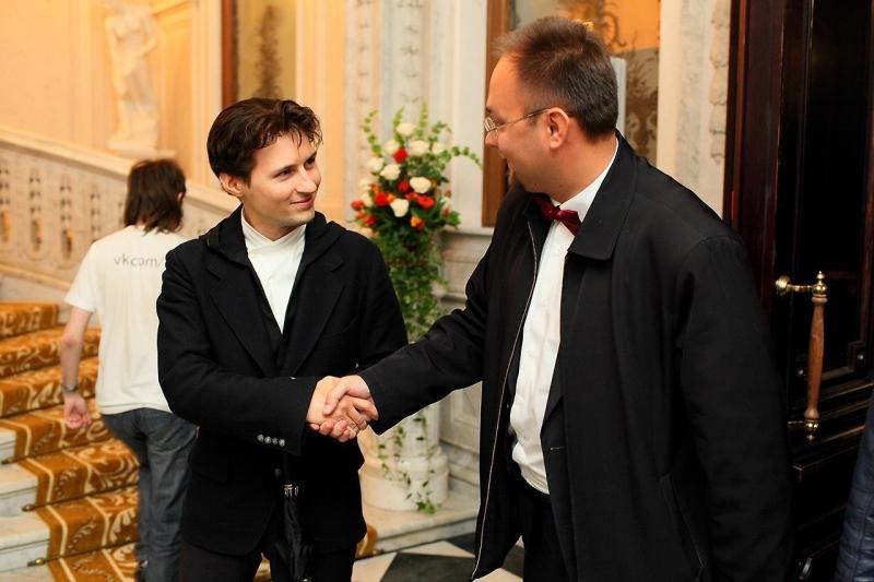 ВКонтакте 10 октября, 2012