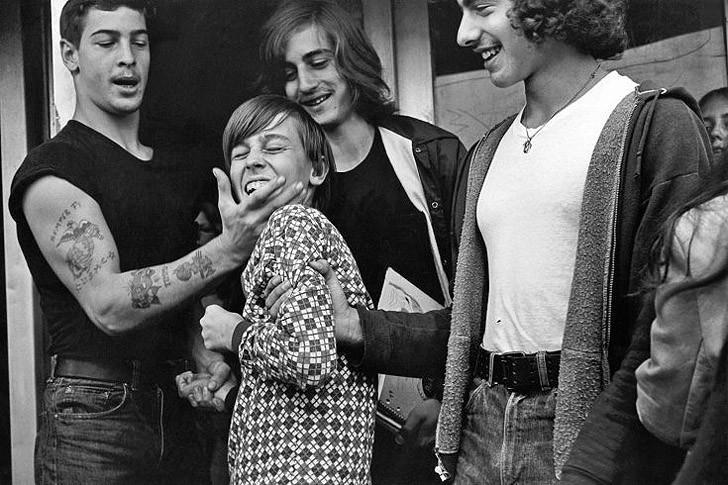 Американские подростки 60-80-х на фотографиях Джозефа Сабо