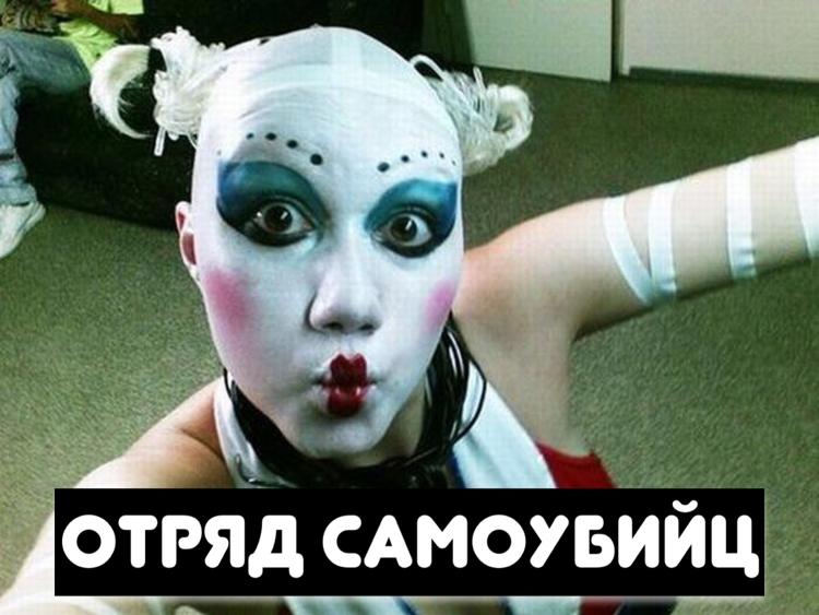 Промофото известных фильмов. Российская версия