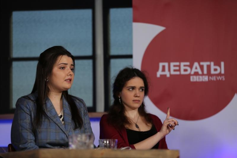 Как сбить градус вражды: дебаты молодых украинцев и россиян