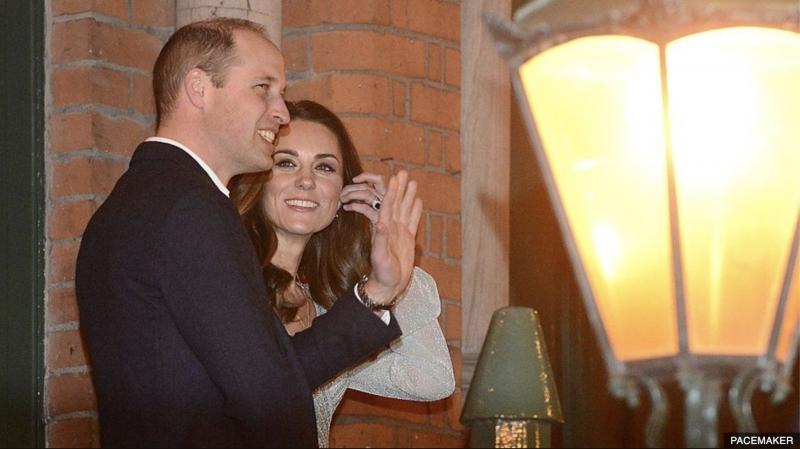 Принц Уильям и Кейт: первый день визита в Северную Ирландию