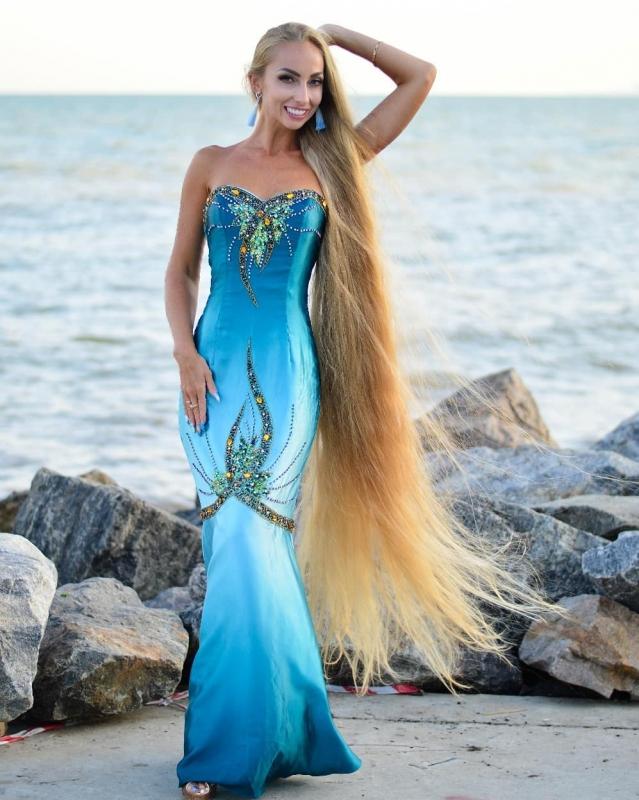 Алёна Кравченко — Рапунцель из Украины