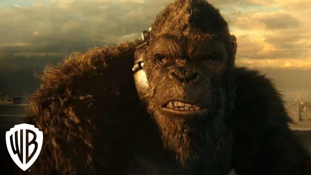Godzilla vs. Kong | Godzilla Meets Kong | Warner Bros. Entertainment