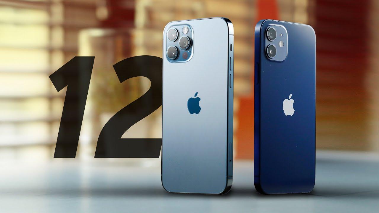 Обзор iPhone 12 и 12 Pro — отличия и есть ли смысл в Pro?
