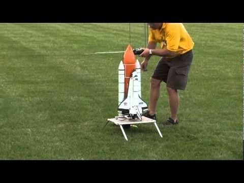 10 Крутейших запусков самодельных ракет.