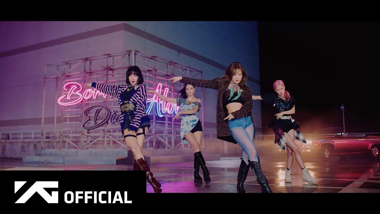 BLACKPINK – 'Lovesick Girls' M/V