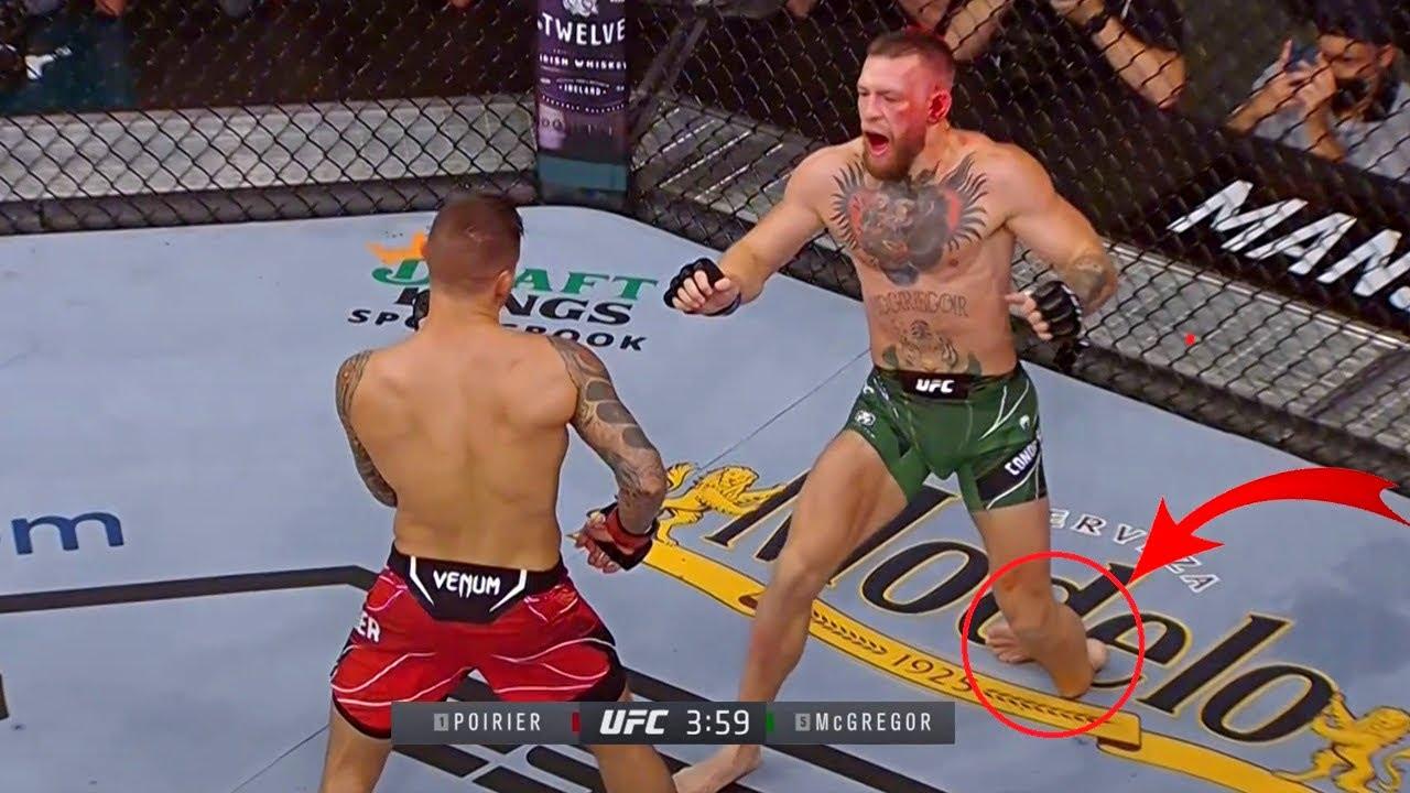 Полный бой Конор Макгрегор vs Дастин Порье 3 на UFC 264   ОБЗОР ТРИЛОГИИ