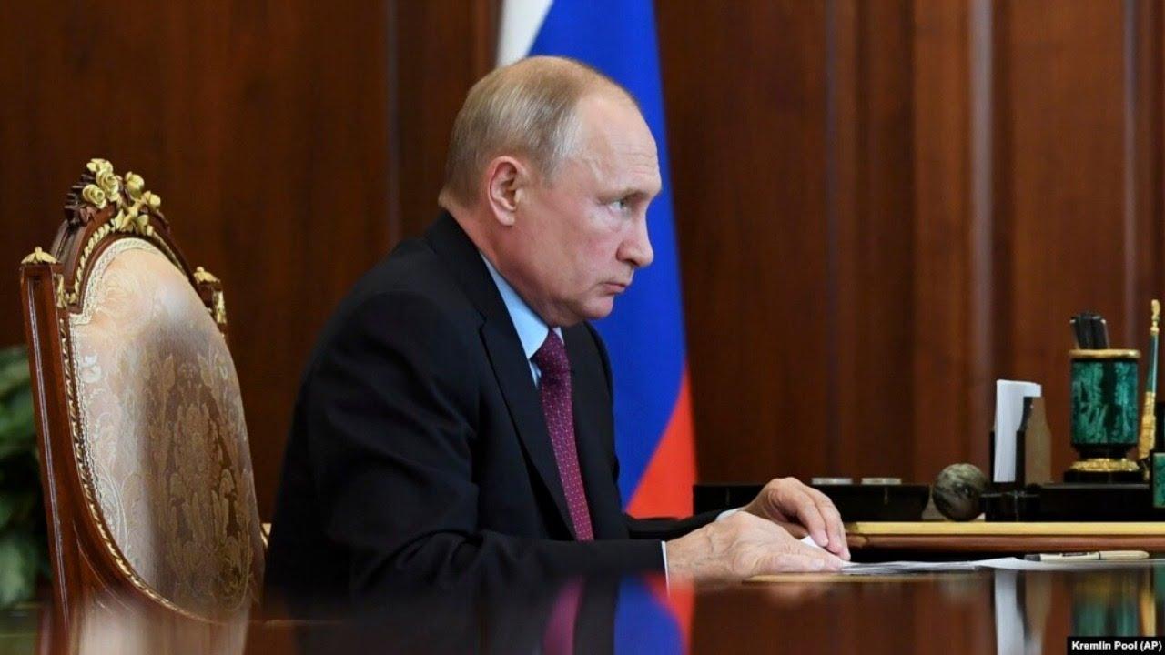 Путин будет мстить вечно