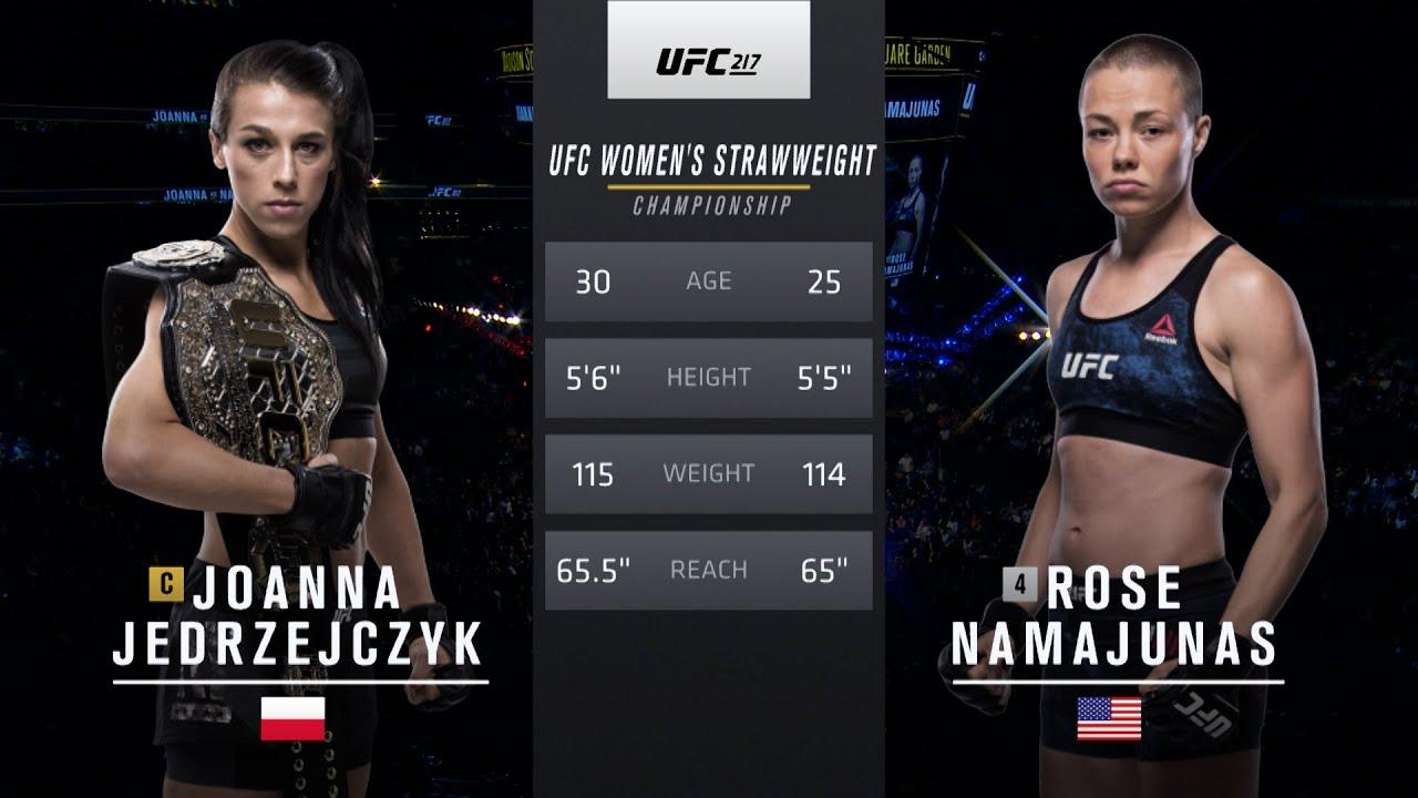 UFC 261 Pelea Gratis Namajunas VS Jędrzejczyk