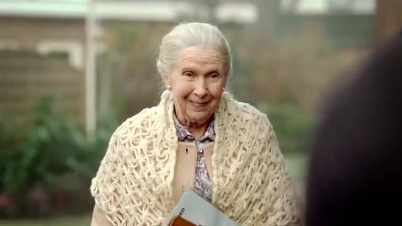 Не бит не крашен бабушка ездила