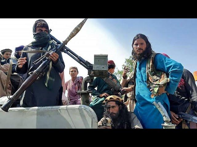 Смена власти в Афганистане: талибы вошли в Кабул