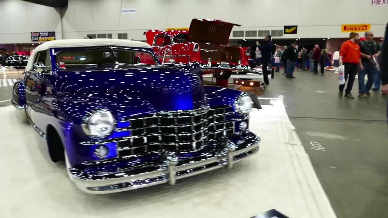 1947 Cadillac Custom …