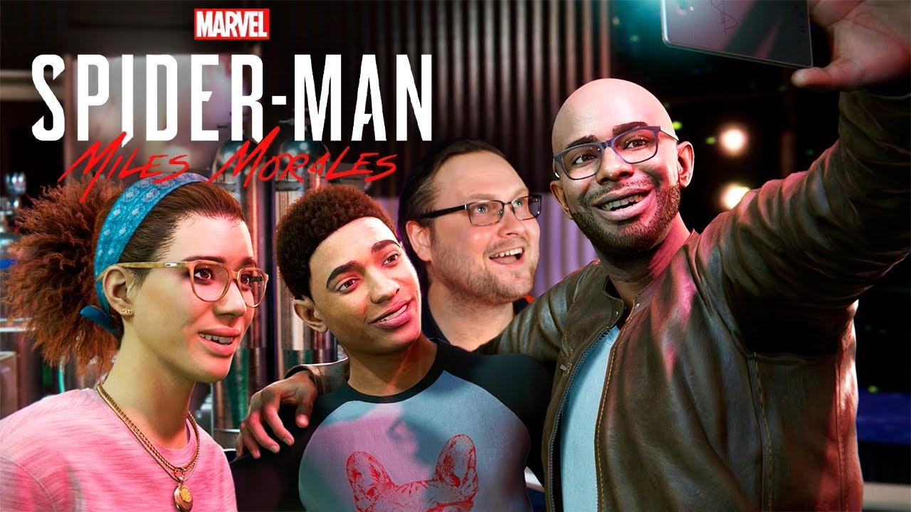ФИНАЛ ► Spider-Man: Miles Morales #9