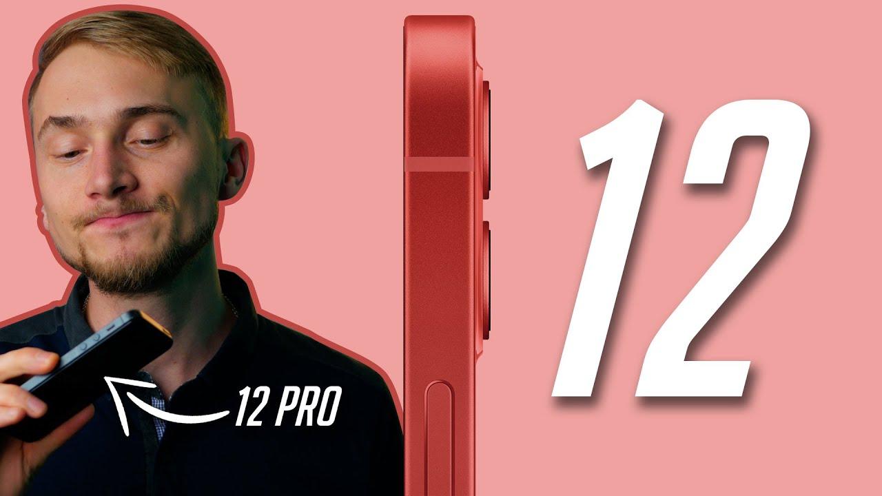 Стоит ли покупать iPhone 12? Что изменилось по сравнению с iPhone 11? Обзор iPhone 12!