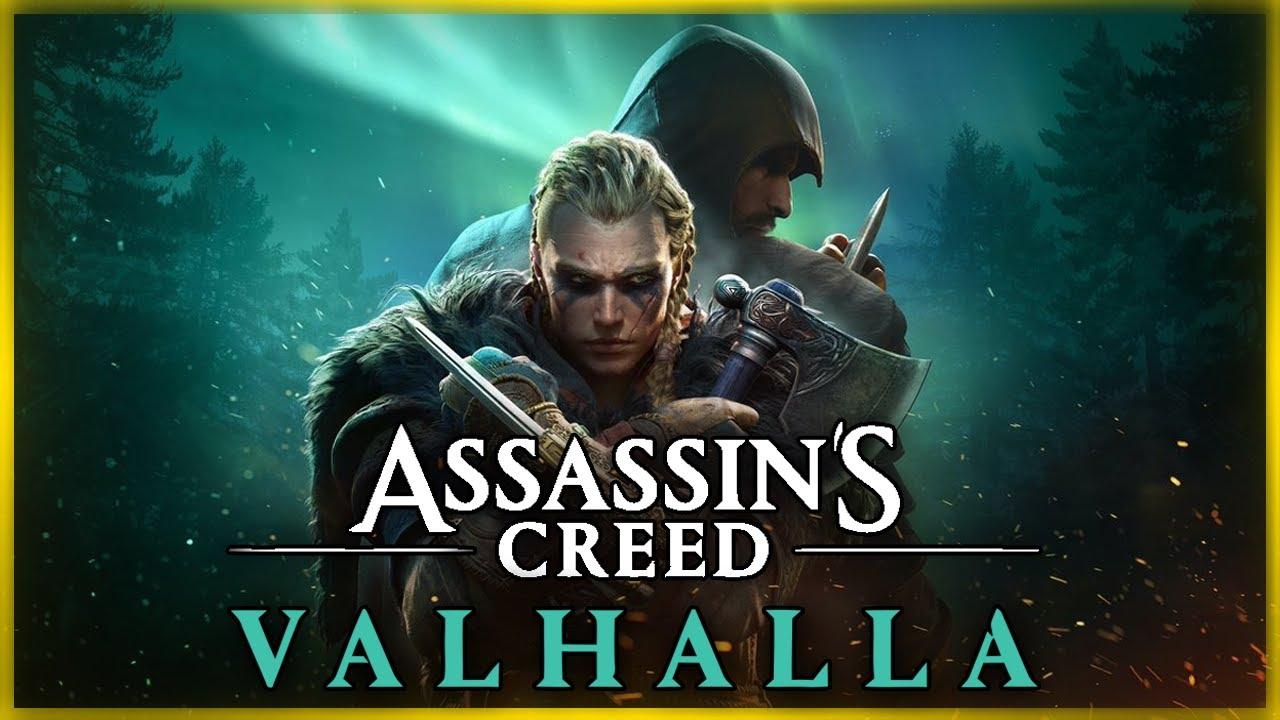 ДОЖДАЛИСЬ! ВЫШЕЛ НОВЫЙ АССАСИН ПРО ВИКИНГОВ! ● Assassin's Creed Valhalla