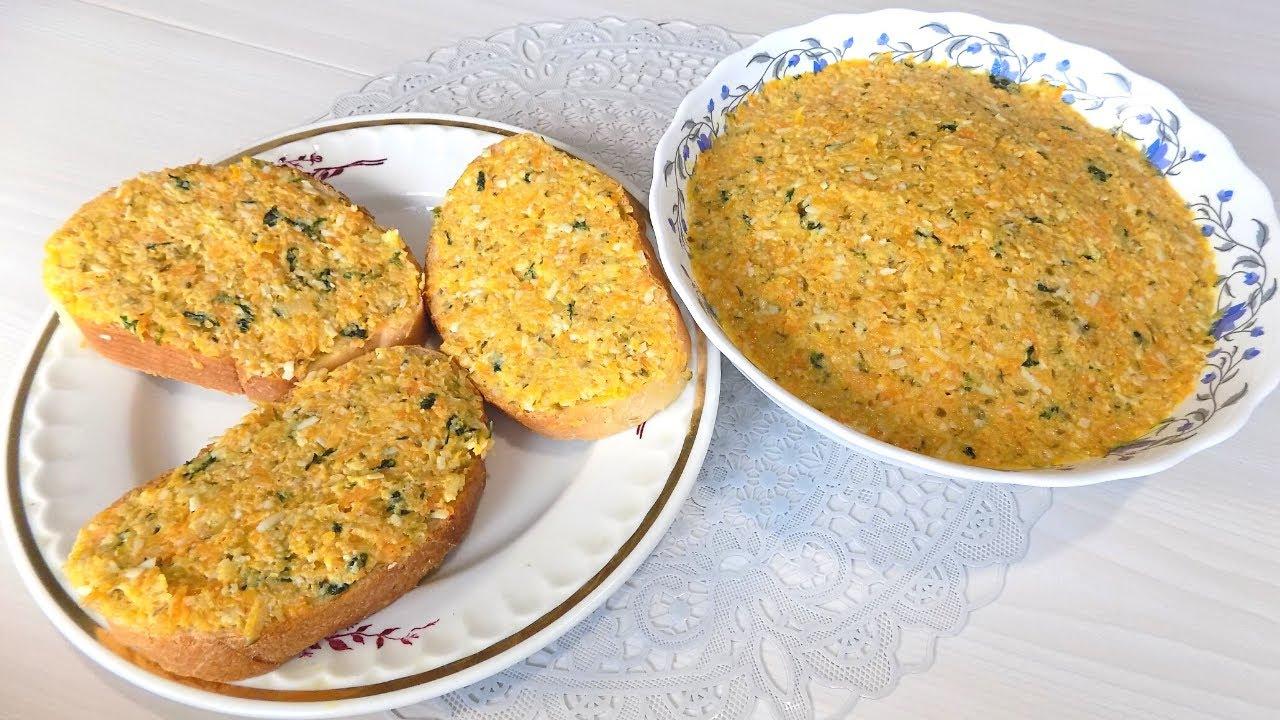 Овощная намазка на бутерброды. Рецепт овощной начинки для бутербродов, пирогов или блинов