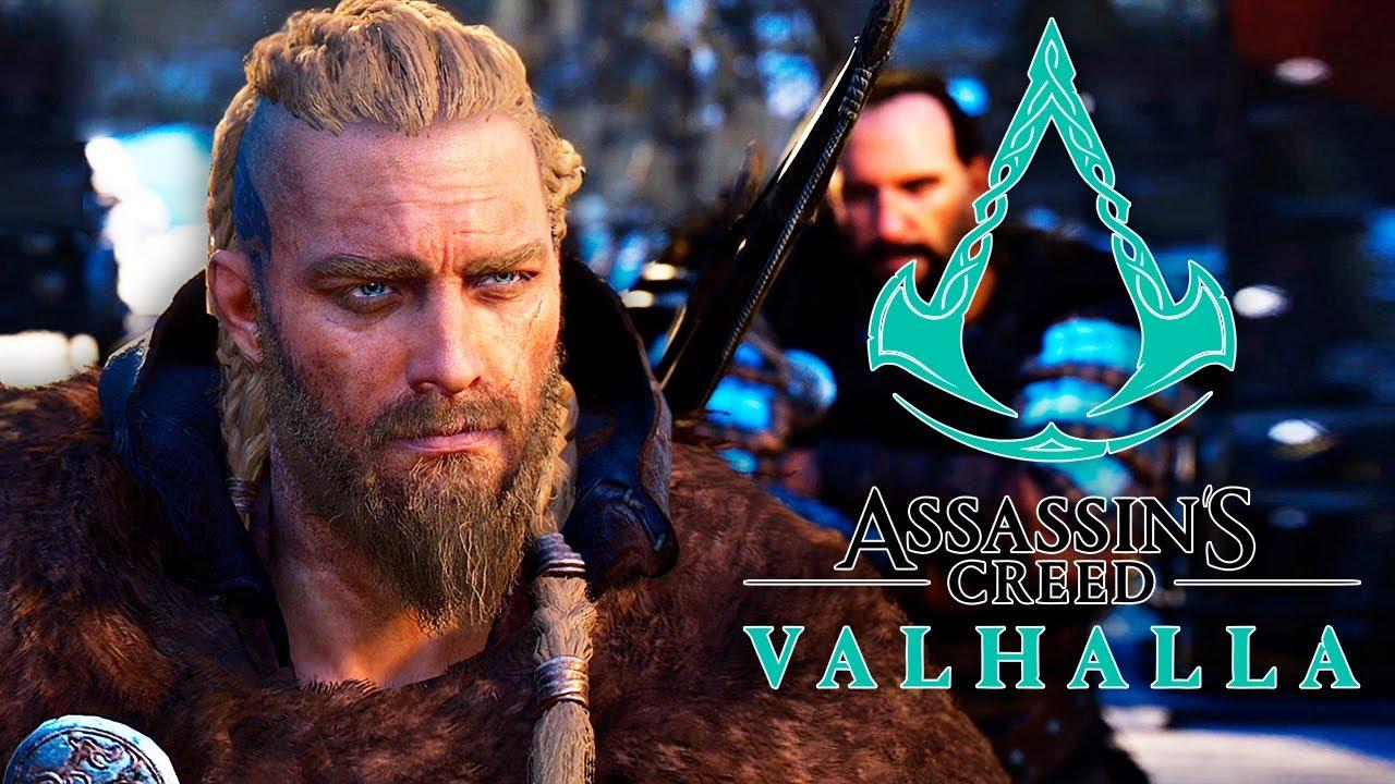 ДВУПОЛЫЙ ВИКИНГ ► Assassin's Creed Valhalla #3