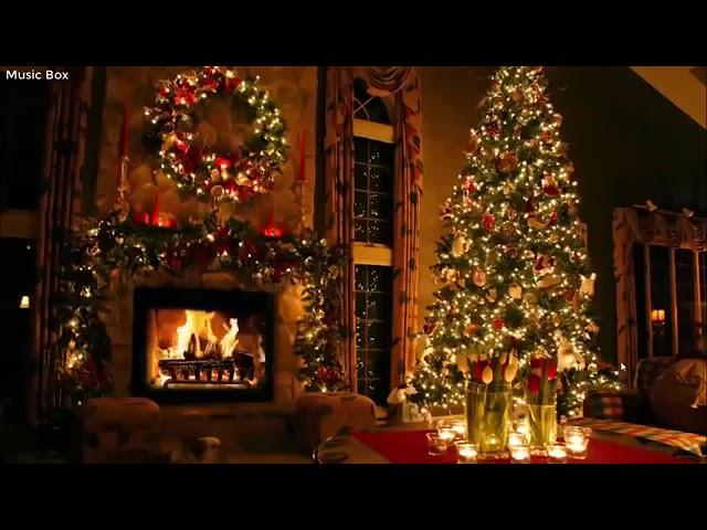 Новогодняя Музыка    Лучшие рождественские песни всех времен