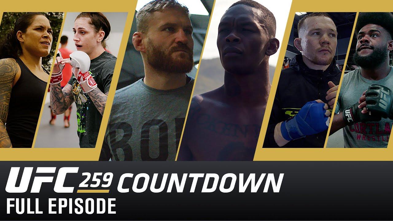 UFC 259 Countdown: Full Episode