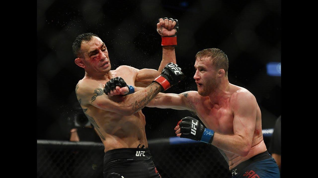 Тони Фергюсон Джастин Гейджи Полный Бой [UFC 249]
