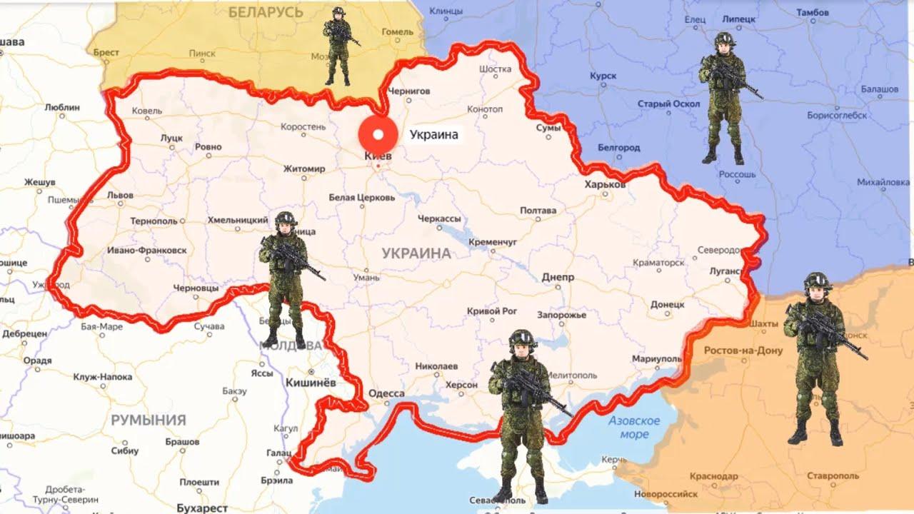 СРОЧНО! Россия взяла ВСУ в окружение