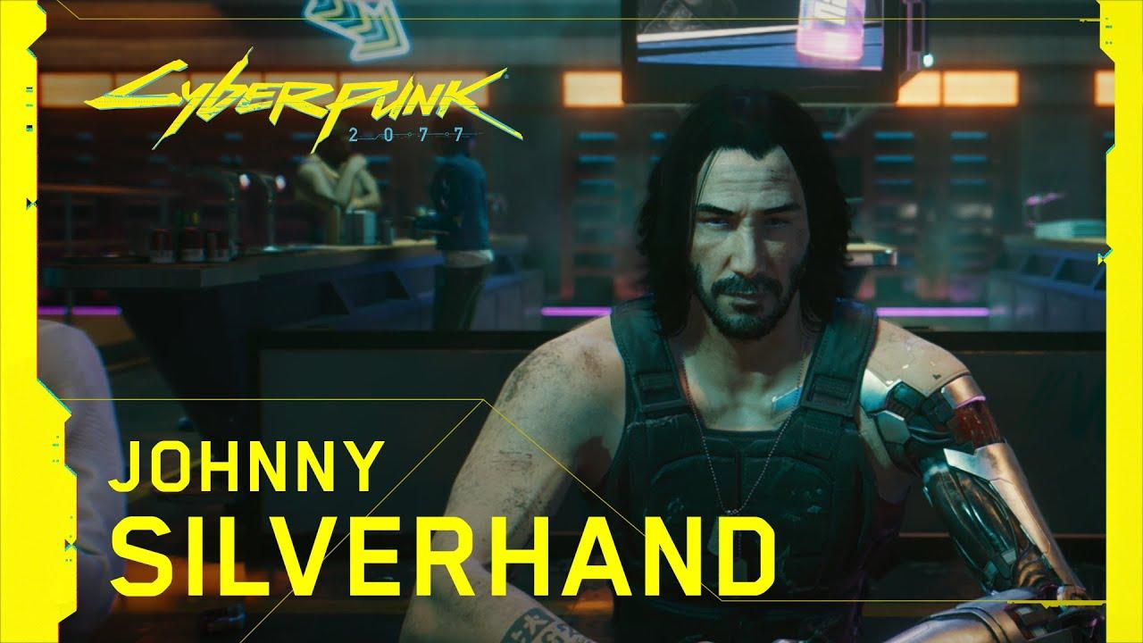 Cyberpunk 2077 — Official Trailer — Johnny Silverhand