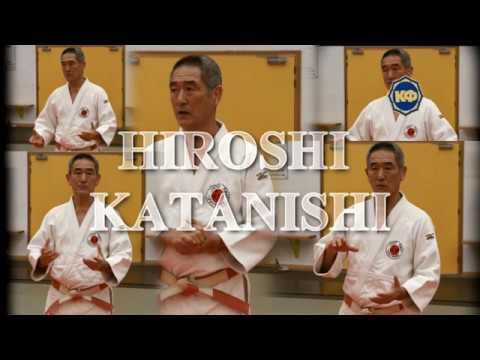 Judo. H. Katanishi de-ashi-barai. Боковая подсечка.kfvideo.ru