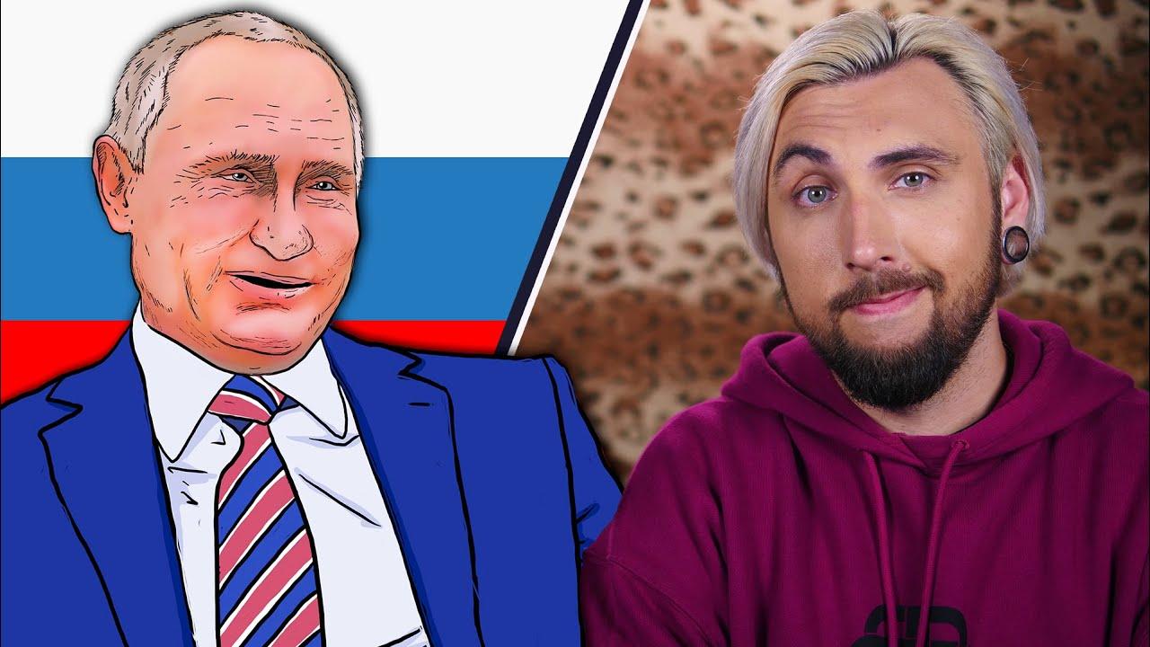 +100500 - ПУТИН ОБНУЛИЛСЯ