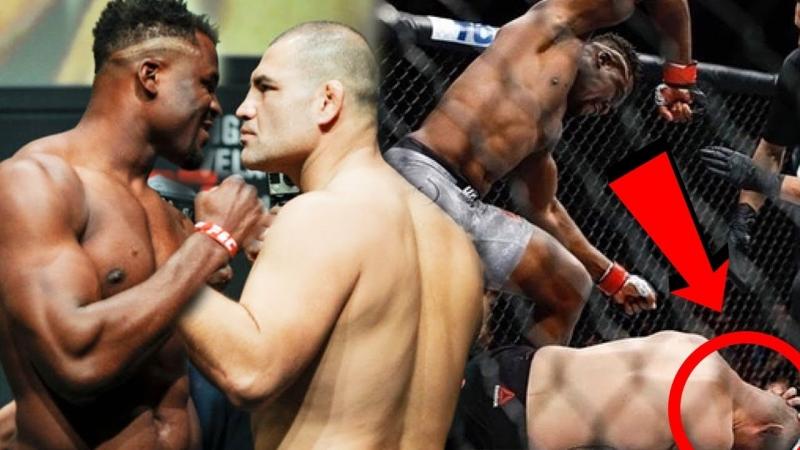 Итоги UFC on ESPN 1 Фрэнсис Нганну - Кейн Веласкес