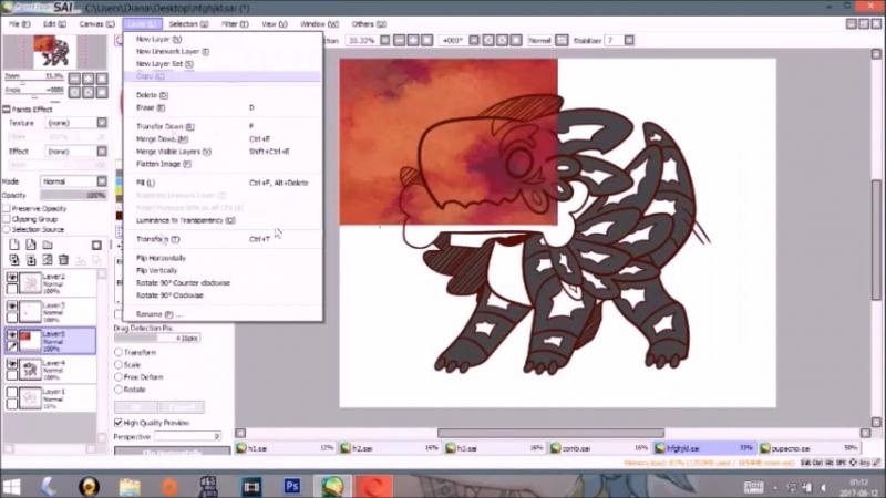 Draw Acnologia Puppy by @Acnologias-ass(tumblr) | Рисуем Щенка Акнологию