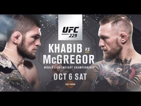 КОНОР VS ХАБИБ LIVE ТРАНСЛЯЦИЯ БОЙ! UFC !